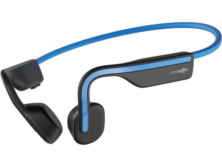 AfterShokz OpenMove Bluetooth Headphones - Elevation Blue