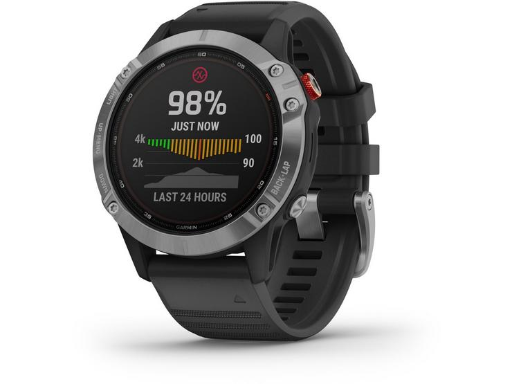 Garmin Fenix 6 Solar GPS Watch