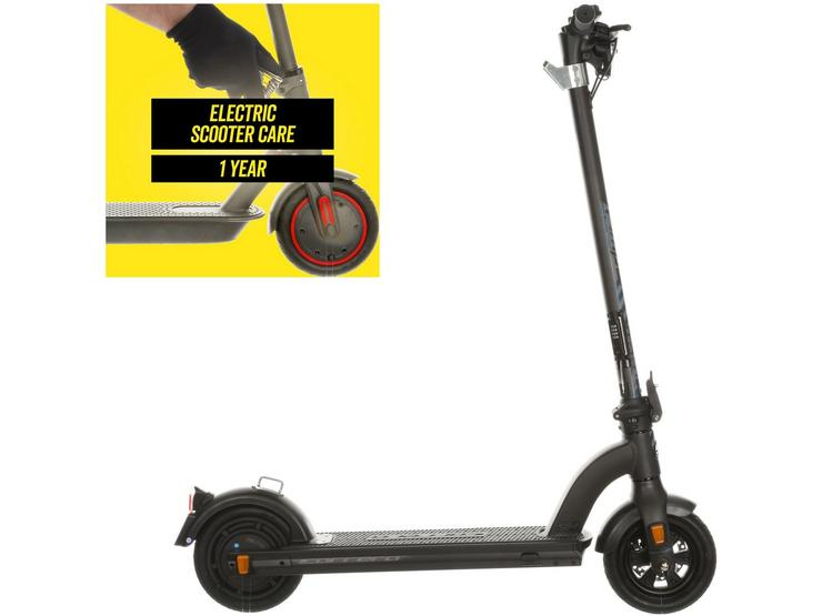 Carrera Impel is-1 Electric Scooter & 1 Year E-Scooter Care Bundle