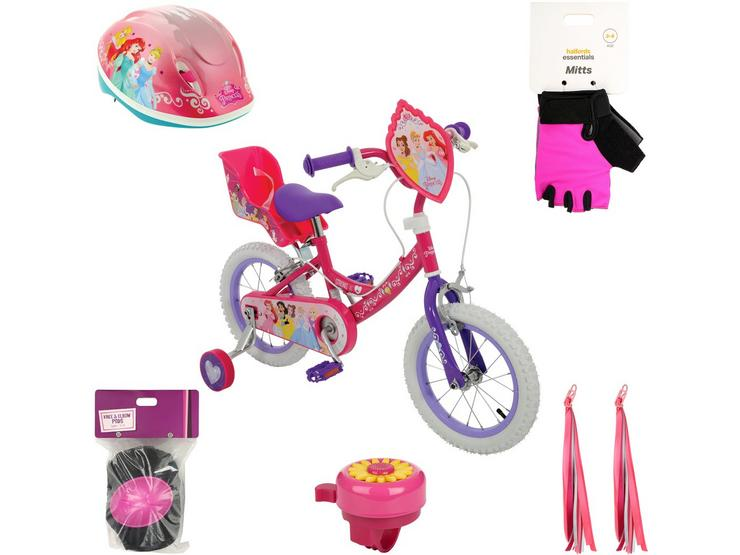 Disney Princess Kids Bike and your must have accessories