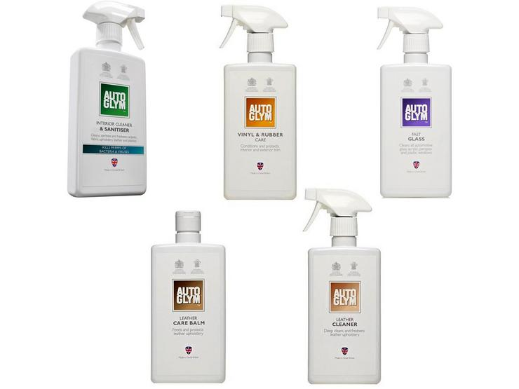 Autoglym Interior Clean & Protect Bundle