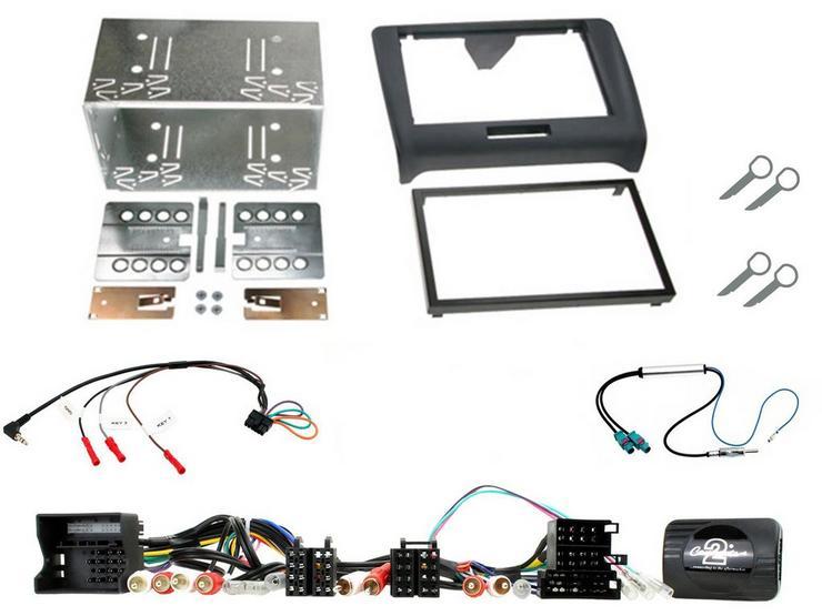 Audi TT 2006-2014 Installation Kit