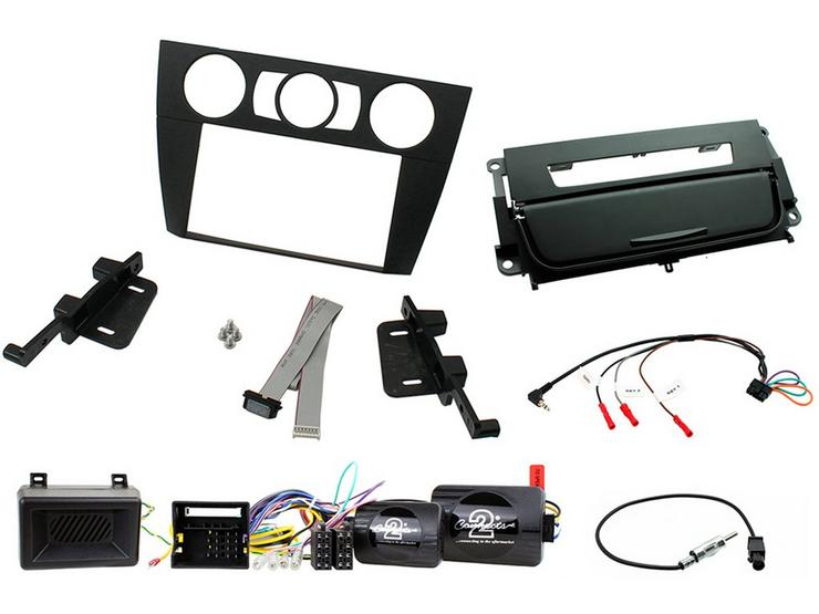 BMW 3 Series E90-M BMW Installation Kit - Manual Air Conditioning