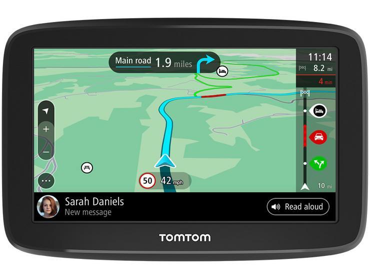 """TomTom GO Classic 5"""" Car Sat Nav"""