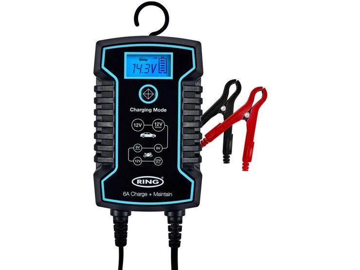 Ring RSC806 6A Smart Battery Charger