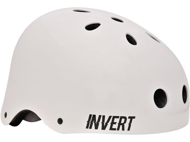 Invert Wickaway Helmet-White