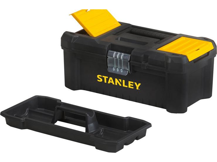 Stanley 12.5'' Toolbox with Metal Latches