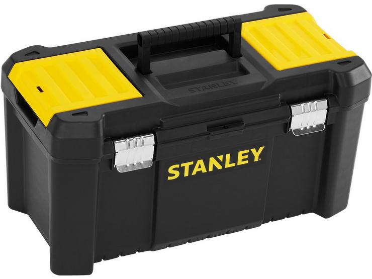 Stanley 19'' Toolbox with Metal Latches