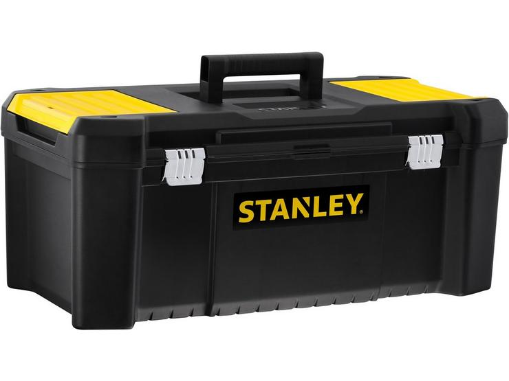 Stanley 26'' Toolbox with Metal Latches