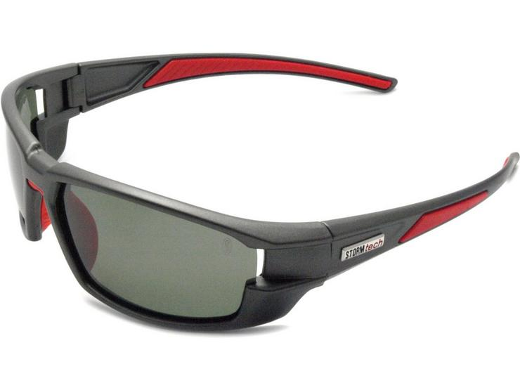 StormTech Anaxibia Sunglasses - Black Blue