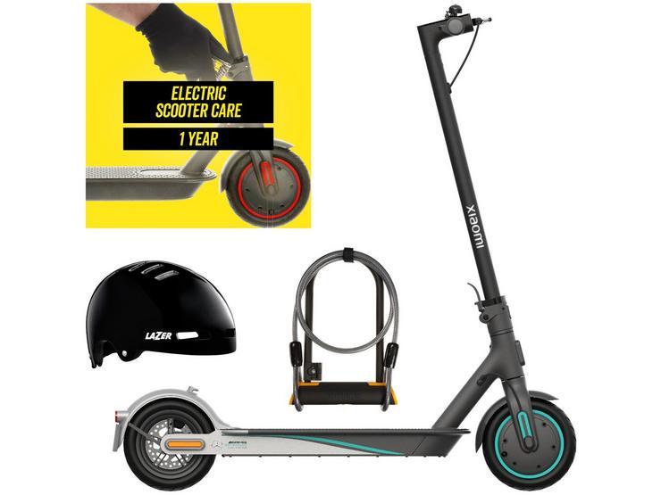 Mi Electric Scooter Pro 2 Mercedes-AMG Petronas F1 Team Edition Bundle