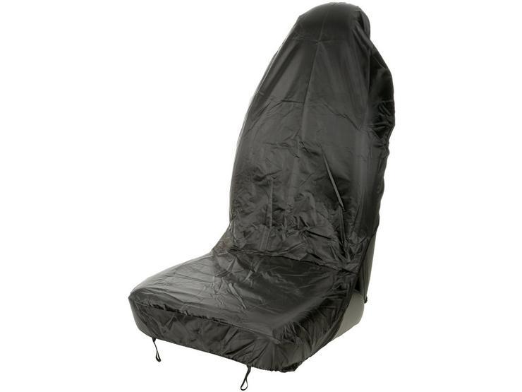 Halfords Essential Seat Protectors Non Airbag
