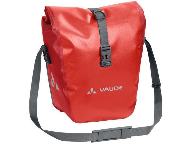 Vaude Aqua Front Pannier Bag - Red
