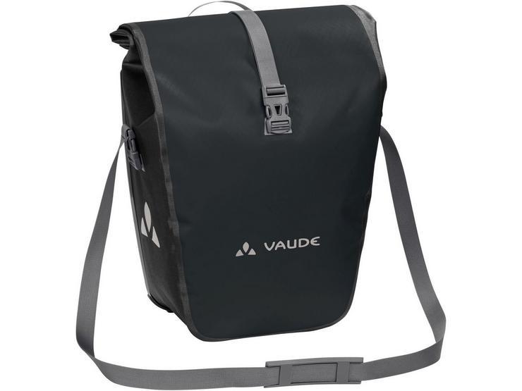 Vaude Aqua Back Pannier Bag Black - pack of 2