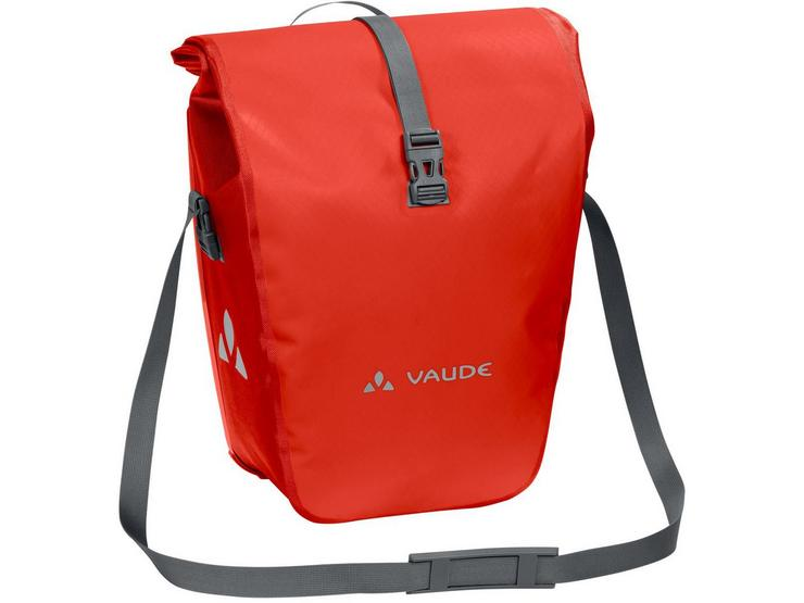 Vaude Aqua Back Pannier Bag Red - pack of 2