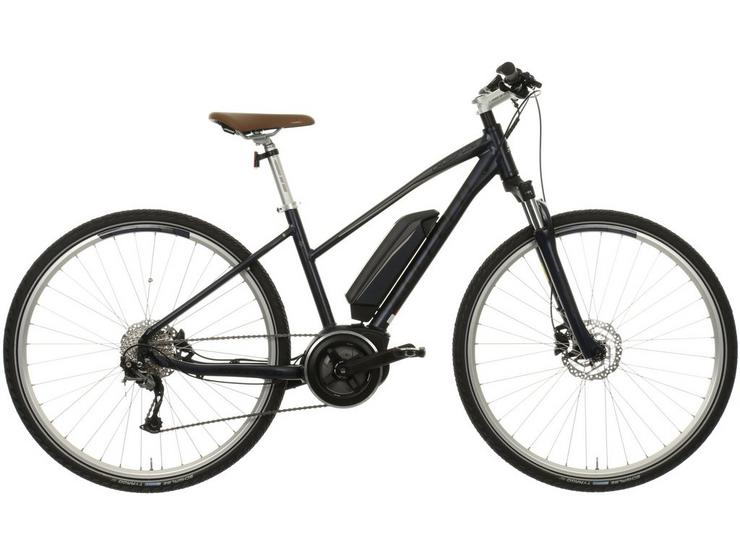"Carrera Crossfuse Womens Electric Hybrid Bike - 17"", 19"" Frames"
