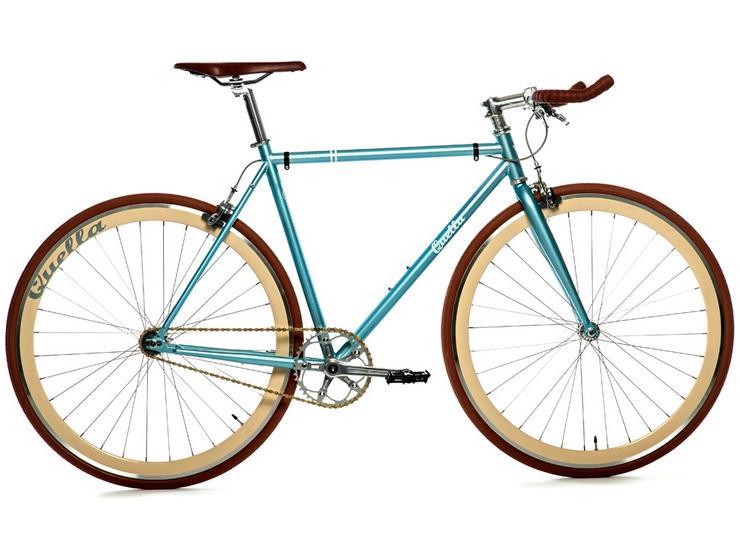 Quella Varsity Cambridge Fixie Bike - 51, 54, 58, 61cm Frames