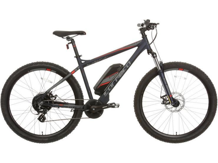 "Carrera Vengeance Electric Mountain Bike 2.0 - 18"" - Test Ride"