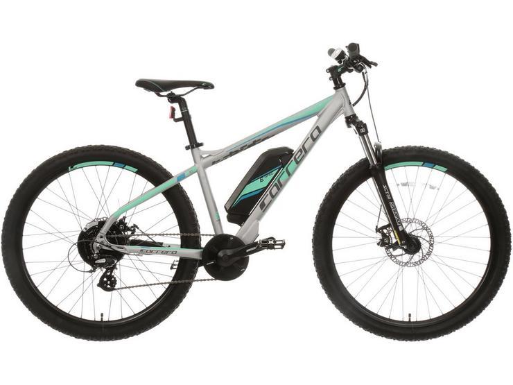 "Carrera Vengeance Electric Mountain Bike 2.0 - 14"" - Test Ride"