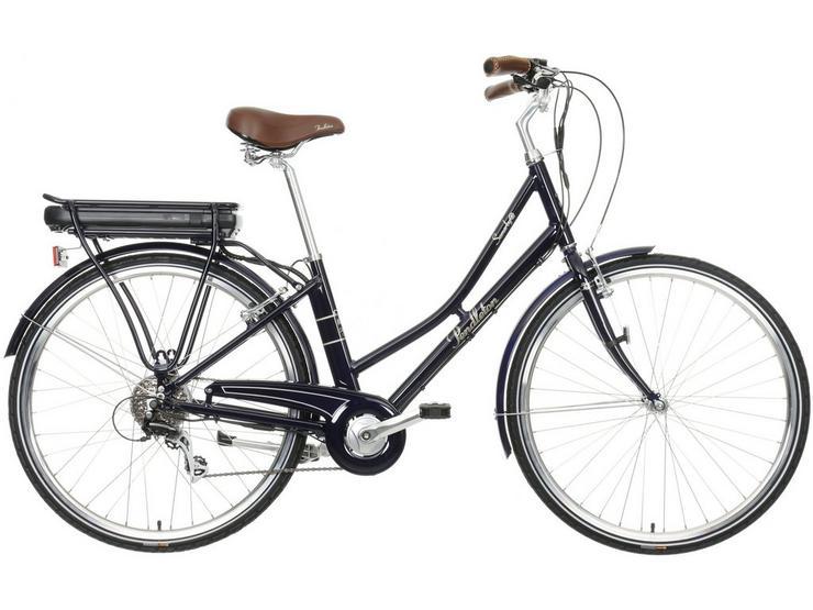 "Pendleton Somerby Midnight Electric Hybrid Bike - 19"" Test Ride"