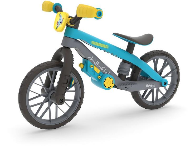 Chillafish BMXie Moto Balance Bike - Blue