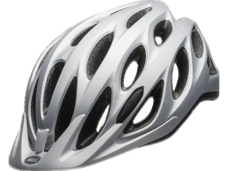Bell Tracker Helmet, Matt Silver, 54-61cm