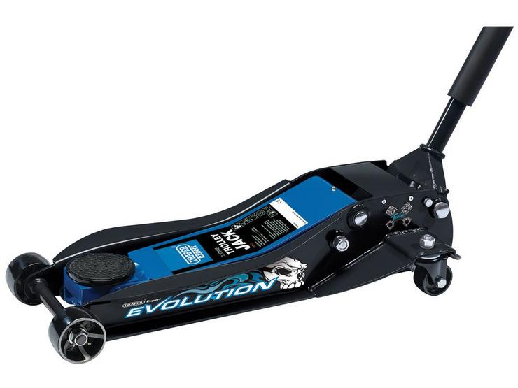 Draper 3T Evolution Trolley Jack