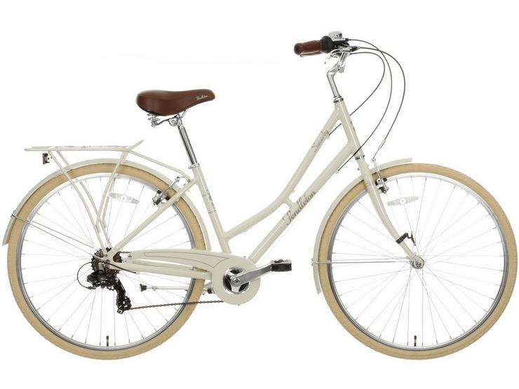 """Pendleton Somerby Hybrid Bike - Bone - 17"""", 19"""" Frames"""