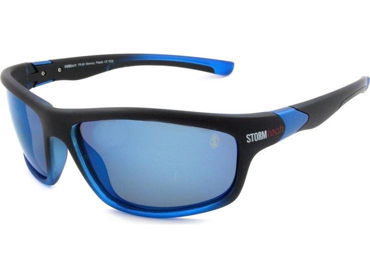 StormTech Crete Blue Sunglasses - Black