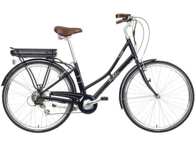 "Pendleton Somerby Electric Bike - Midnight Blue  - 17"", 19"" Frame"