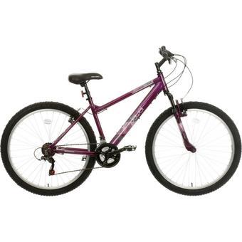 566346: Apollo Jewel Womens Mountain Bike - Purple - 14, 17, 20 Frames