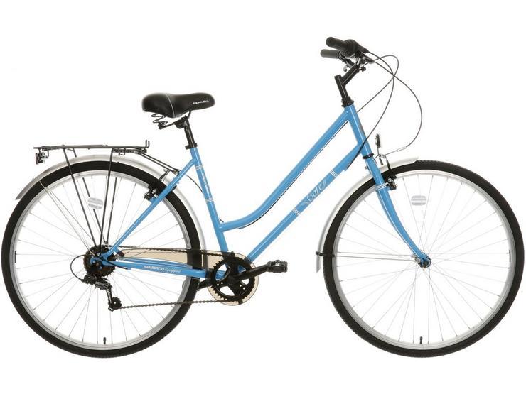 "Apollo Cafe Womens Hybrid Bike - 16"", 19"" Frames"
