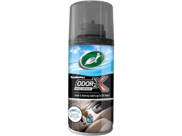 Turtle Wax Odor X Whole Car Blast 100ml