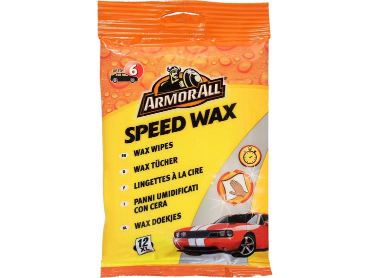 Armor All Speed Wax Wipes