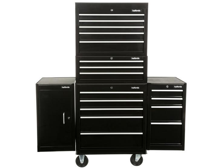 Halfords Metal Storage Set