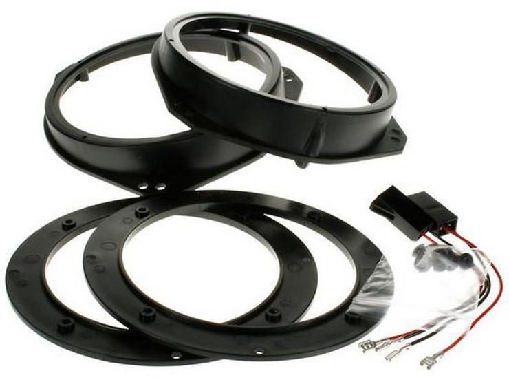 Autoleads Speaker Adaptor Kit SAK3001 - Vauxhall 130mm