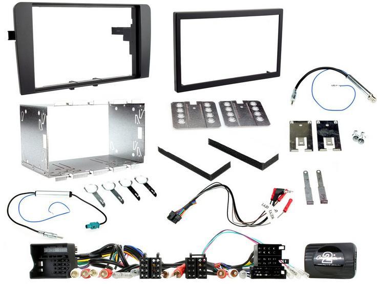 Audi Installation Kit CTKAU01