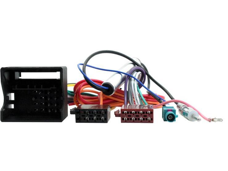 Vauxhall ISO Harness Adaptor - CT20VX04