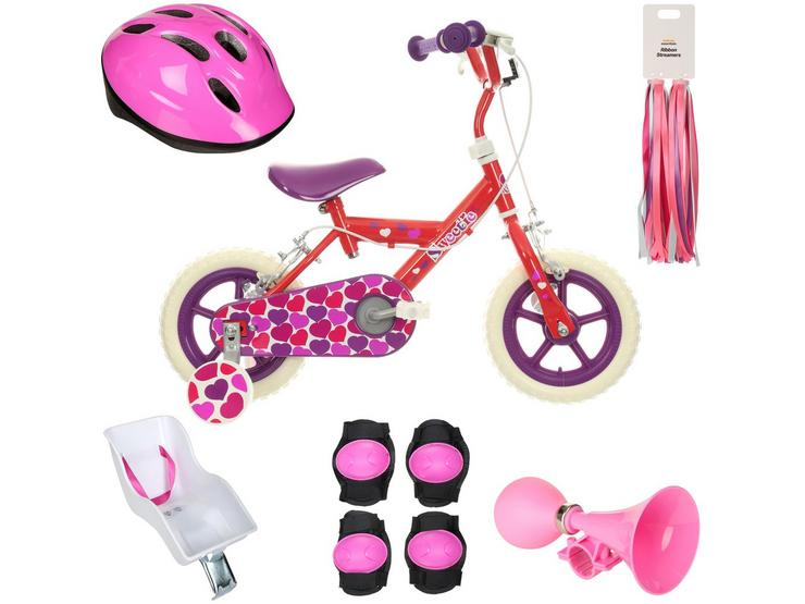 Sweetie Kids Bike and your must have accessories