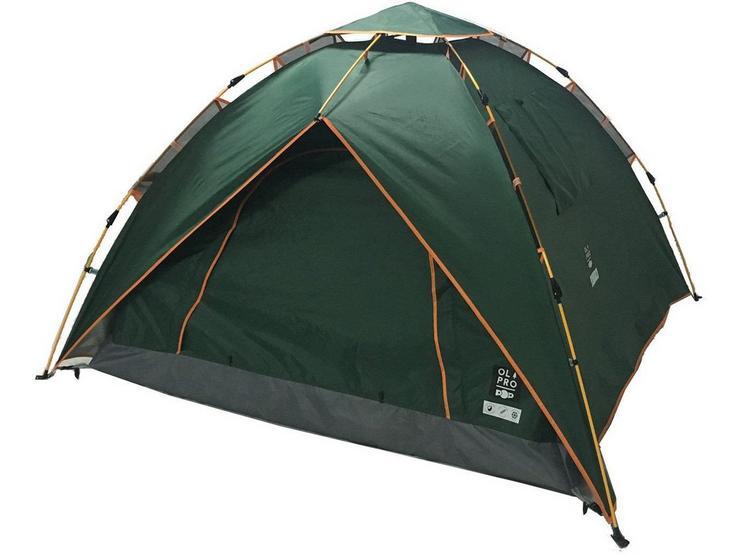 OLPro Pop Tent - Green