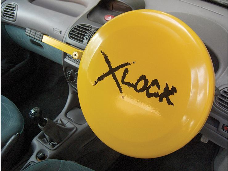 Streetwize Urban X Steering Wheel Lock