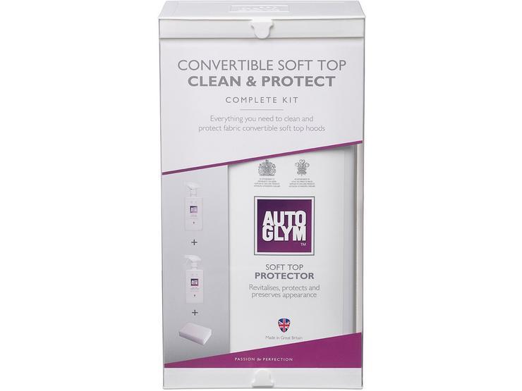 Autoglym Cabriolet Fabric Hood Maintenance Kit