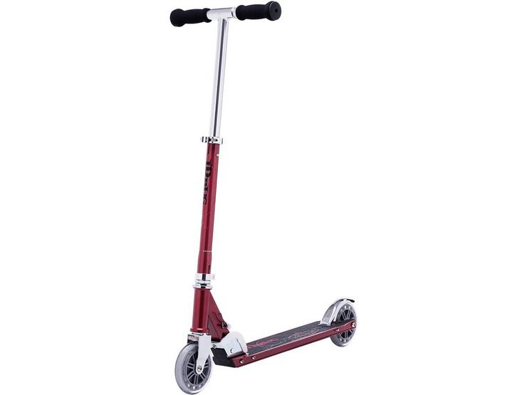 JD Bug Classic Street 120 Scooter - Red Pearl
