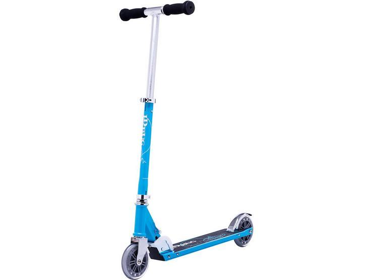 JD Bug Classic Street 120 Scooter - Sky Blue