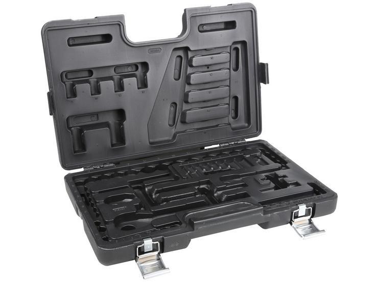 Halfords Advanced  90pc Blow Mould Case