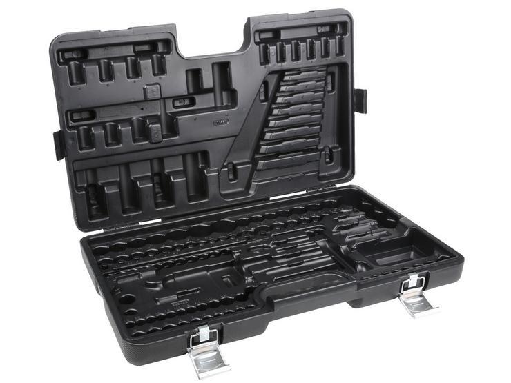 Halfords Advanced  170pc Blow Mould Case