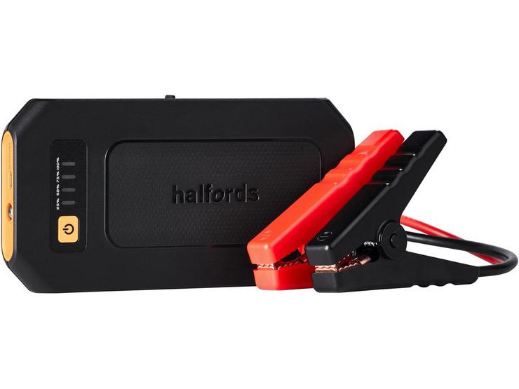 Halfords Advanced Lithium Jump Starter - Up to 2L