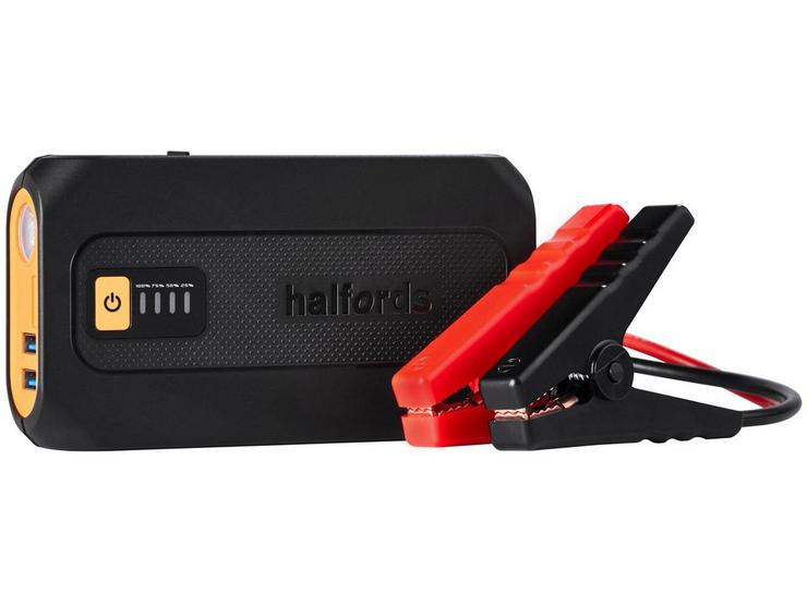 Halfords Advanced Lithium Jump Starter - Up to 3L