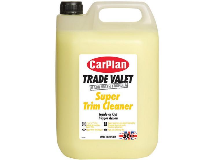 CarPlan Trade Super Trim Cleaner 5L