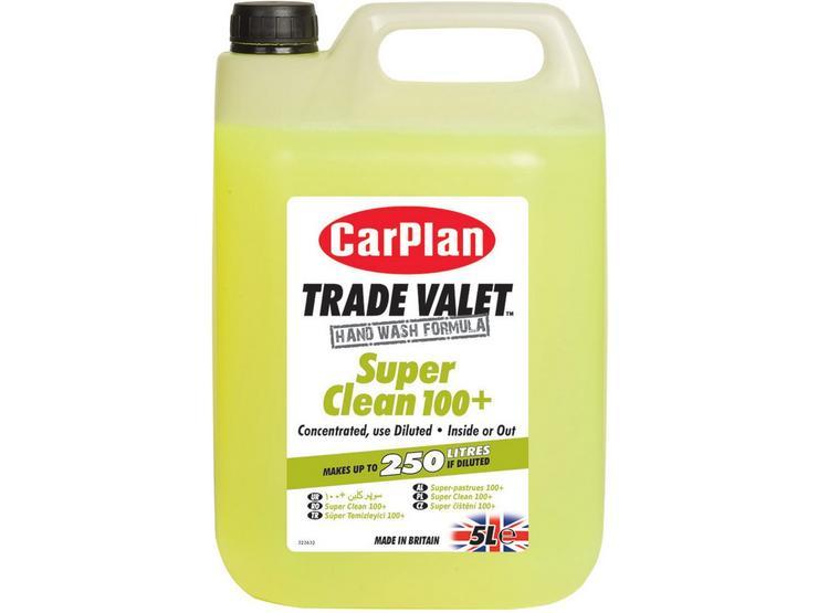 CarPlan Trade Super Clean 100+ 5L